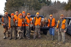Mentors,-hunters,-handlers-and-dog-with-bounty-1